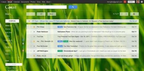 Le plein d'astuces pour maîtriser le nouveau Gmail | SocialMediaDesign | Scoop.it