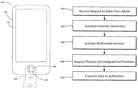 Apple Patents Touch ID 'Panic Mode' for Instant Access to Emergency Services | Internet Presence | Scoop.it