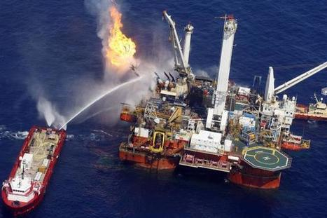 Study: BP oil spill left millions of gallons on Gulf floor | Disaster | Scoop.it