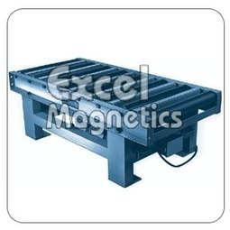 Vibratory table, vibratory table manufacturer, exporter, supplier, Ahmedabad, Gujarat, India | Suspended Magnet | Scoop.it
