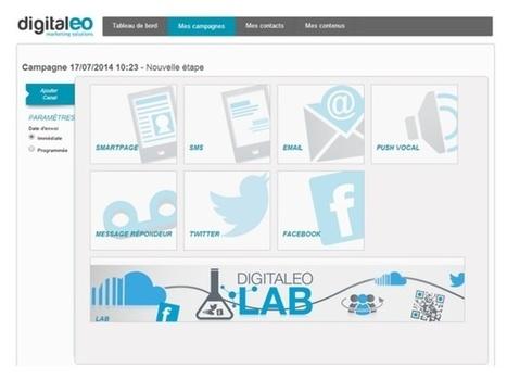 Cloud Marketing : Digitaleo donne du pouvoir au SMS | Notre environnement | Scoop.it
