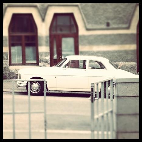 "arise2010's photo: ""Classic Volvo in Helsinki"" | Vintage Whatever | Scoop.it"