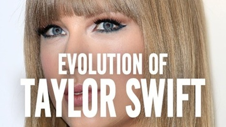 Watch: The Career Evolution of Taylor Swift - Celebuzz | Taylor Swift | Scoop.it