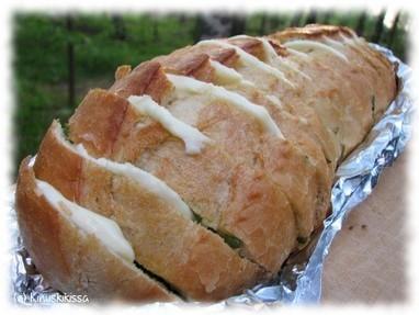 Yrtti-mozzarellaleipä | Leivontaohjeita | Scoop.it