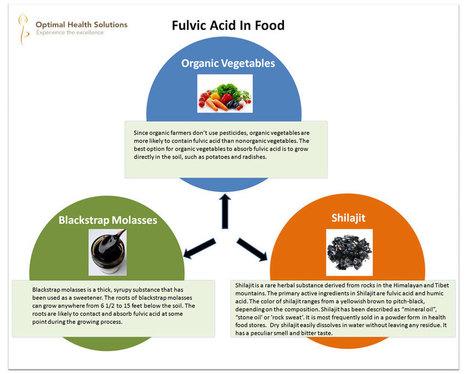 Fulvic Acid and Humic Acid – A Well Kept Secret from Nature - Optimal Health Solutions | Fulvic Acid & Humic Acid | Scoop.it