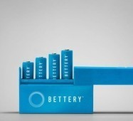 Rechargeable Battery Dispensers | The Future of Waste | Scoop.it