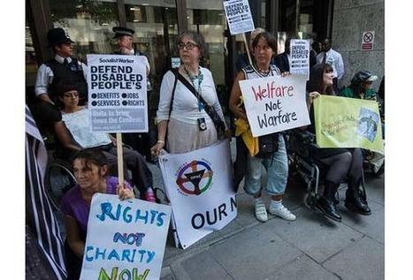 First blow in fight for our futures | Disability Now | Disability Issues | Scoop.it
