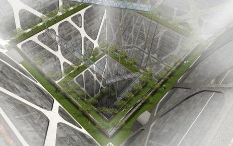 Après les gratte-ciel les gratte-terre | World vision | Scoop.it