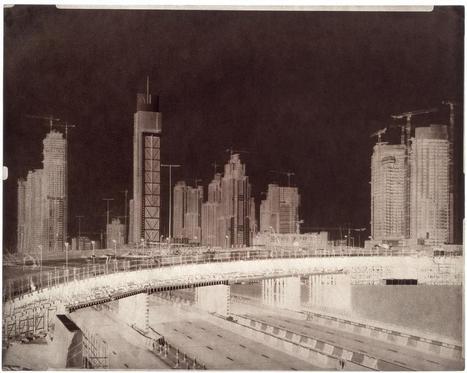 Les paysages de Dubaï au cœur de la photographie de Martin Becka | Les Emirats arabes unis : progrès, démesure et inégalités. | Scoop.it