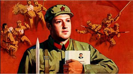 Facebook is making employees read Chinese propaganda to impress Beijing | Pan Computers | Scoop.it