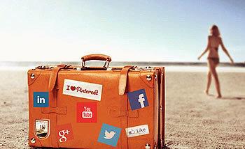 Stratégie des Réseaux Sociaux pour les Agences de Voyages   Tout savoir sur l'e-tourisme   Scoop.it