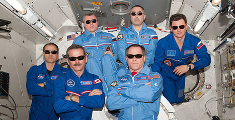 NASA wants astronauts to wear smart glasses | Knowledge Practices | Scoop.it