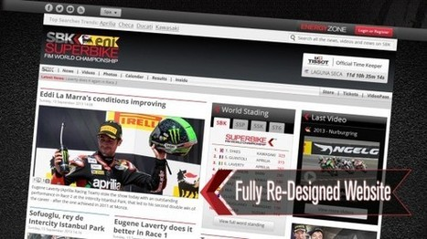 WorldSBK.com - New Website | Ductalk Ducati News | Scoop.it