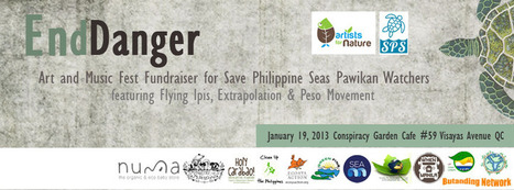 End Danger with Pawikan Watchers | Coral Conservation | Scoop.it