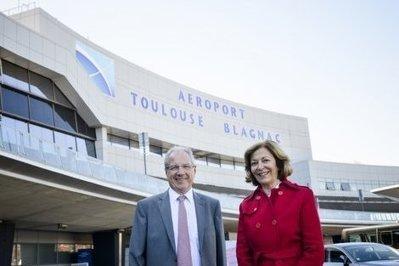 Cette année, l'aéroport de Toulouse-Blagnac prépare sa mue vers l'international | La lettre de Toulouse | Scoop.it