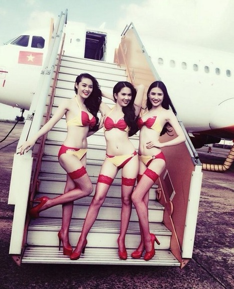 Influencia - Comment ruiner une image de marque avec un bikini... | Brand & Com management | Scoop.it