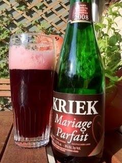 Boon Kriek Mariage Parfait 2008 | Bières belges | Scoop.it