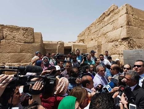Egipto reabre tumbas de sacerdotes del rey Keops   Excelsior (Mexique)   Kiosque du monde : Afrique   Scoop.it
