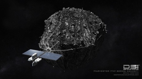 New Asteroid Mining Company Aims to Manufacture Products in Space | Wired Science | Wired.com | Dragons Hoard | Scoop.it