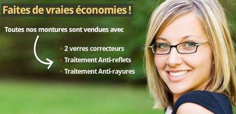 Opticien en ligne Direct Optic - Achetez vos lunettes pas cher - Montures de lunettes et verres | Opticiens en ligne français actualités | Scoop.it
