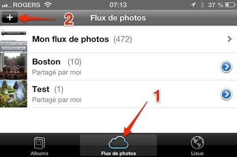 iPhone - iPad iOS 6 : dix astuces | TIC et TICE mais... en français | Scoop.it