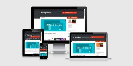 How To Create a Responsive WordPress Theme | Free & Premium WordPress Themes | Scoop.it