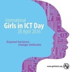 Meisjesdag en STEM-week | Women & Girls in ICT | Scoop.it