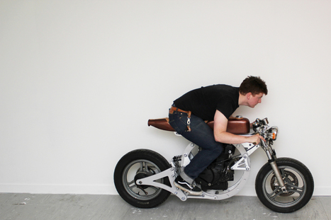 Thinker - opensource motorbike | DigitAG& journal | Scoop.it