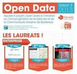 Open data : des données aux services, zoom sur les lauréats de l ... | Open data | Scoop.it