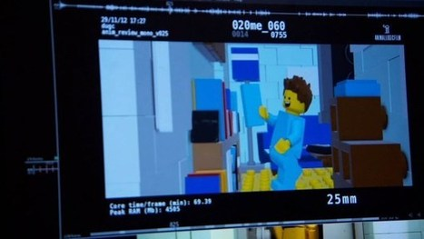 Here's How the Animators Made The Lego Movie: Watch | TIME.com | Top CAD Experts updates | Scoop.it