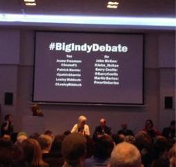 Glasgow's #BigIndyDebate says Yes | Yes Scotland | Scottish Independence | Scoop.it