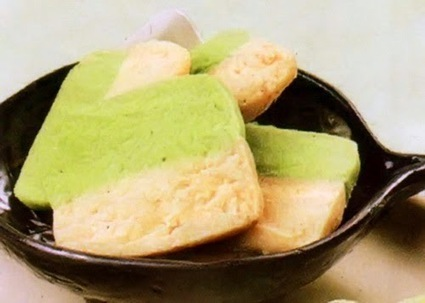 Resep Cara Membuat Kue Lapis Pandan Keju   Resep Masakan   Scoop.it
