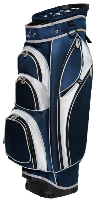 Greg Norman Ladies 14-way Golf Cart Bags - Chain Reaction | Golf Bags | Scoop.it