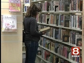 Flathead libraries unveil re-branding effort - KPAX-TV | Library world, new trends, technologies | Scoop.it