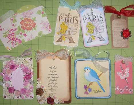 Scrapbook Tag Ideas | How to Do Crafts | How to do Crafts | Scoop.it