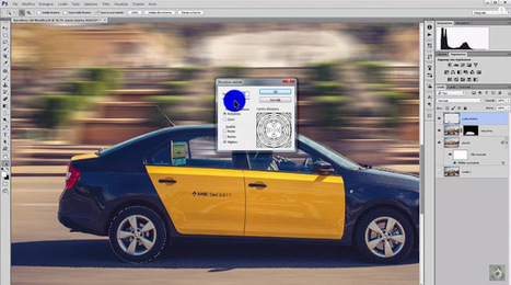 Come creare l'effetto Panning in Photoshop | Social Media Consultant 2012 | Scoop.it