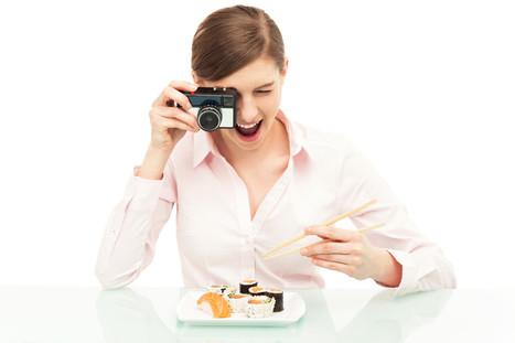Vous prenez la nourriture en photo? Vous avez peut-être un problème | une Maman cuisine... | Scoop.it