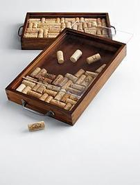 Put a Cork in it: Top Gifts For Wine Lovers | Wine storage | Scoop.it