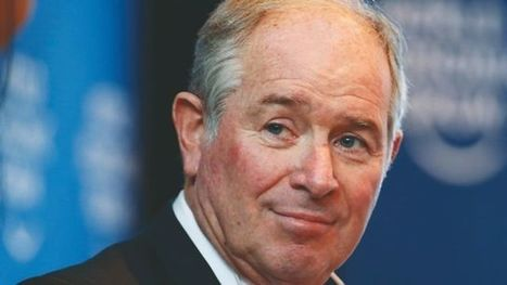 Get ready for the first billion-dollar CEO: Stephen Schwarzman | CASR3PM | Scoop.it