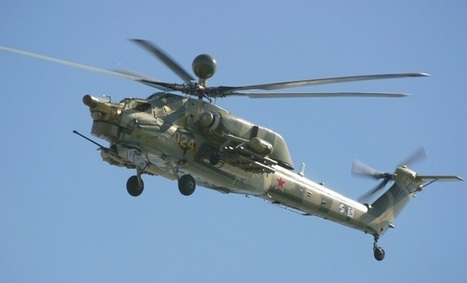 Russia's upgraded Mi-28N attack helicopter makes maiden flight | Brahmand News | Helicopters | Scoop.it