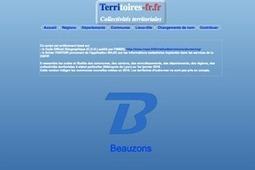 Retrouvez 6 millions de lieux-dits sur le site Territoires-fr ! | Nos Racines | Scoop.it