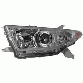 Toyota Kluger GENUINE Left Hand Head Light Lamp 2010 on | auto parts mate | Scoop.it
