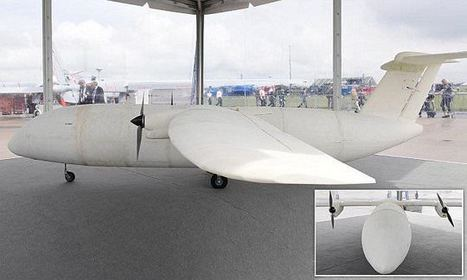 Airbus prints the world's first 3D printed plane | 3D Printing and Innovative Technology | Scoop.it