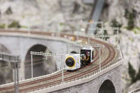 #GoogleStreetview Takes Viewers To A Miniature Train 'Wunderland' | Culture | Scoop.it