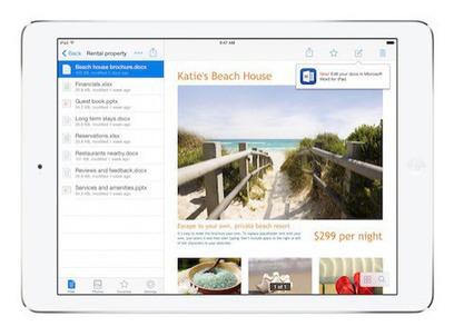 Dropbox ya permite la edición de documentos Office | iPad classroom | Scoop.it
