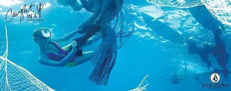 Volcom's Sustainability Initiative Turns Fishing Nets into Bikinis   The EcoPlum Daily   Scoop.it
