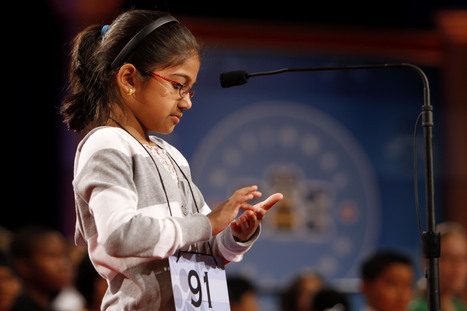 At this year's spelling bee, make way for meaning - Boston Globe | English | Scoop.it