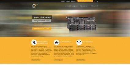 Le nouveau visage d'Evok Cloud services, au travers... | Cloud Services & Cloud Computing | Scoop.it
