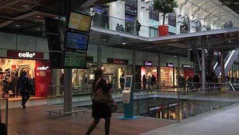 De plus en plus de gares transformées en centres commerciaux | Retail, Numérique et Territoires | Scoop.it