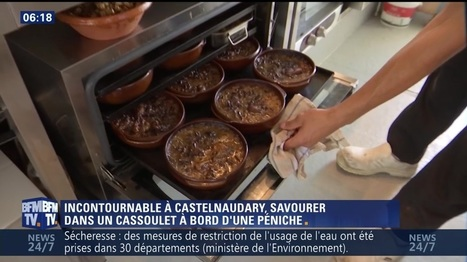 Une semaine en...: Castelnaudary, ville historique du cassoulet   Castelnaudary Tourisme - infos   Scoop.it